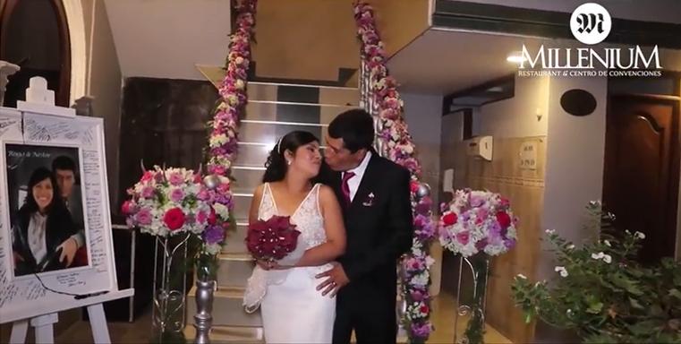 Matrimonio Nestor y Rocio