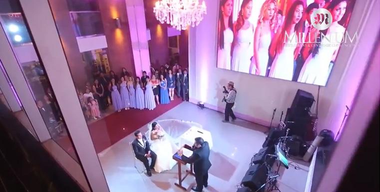 Matrimonio Elmer Quintana